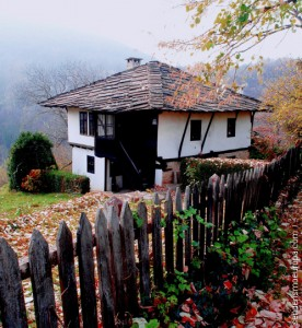 Typical House Rhodope Mountains