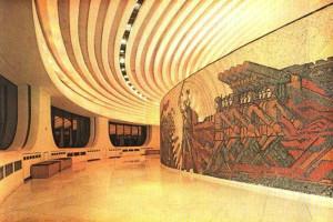 Buzludzha pasillos originales