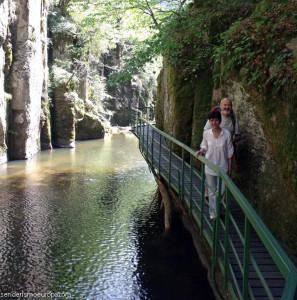 Puentes Garganta de Devin