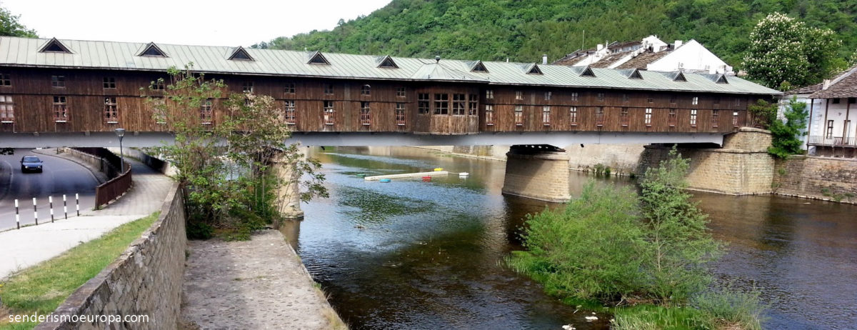 Covered Bridge Lovech