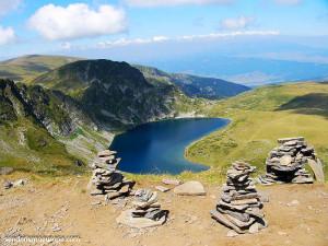 Lago de El Riñón
