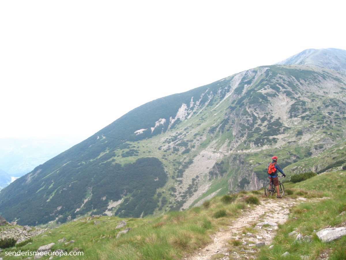 Mountains MTB in Bulgaria