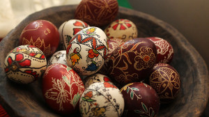 Museum of painted Easter eggs in Velingrad