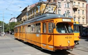 Tranvía en Sofía (Bulgaria). Conoce más de Sofía aquí.