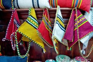 Productos del taller de costura y lana