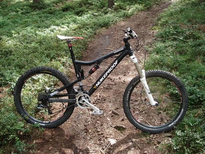 Diferencias entre bicicletas downhill (DH), cross country (XC), all mountain (trail), enduro y freeride