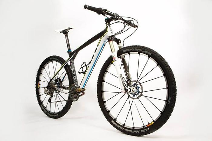 bicicleta mtb tipo cross country