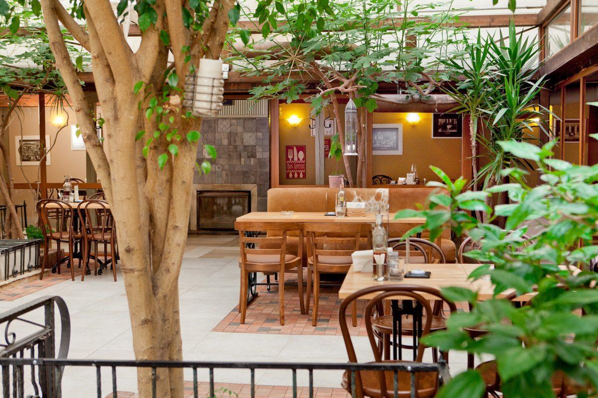 Restaurant im Hotel Niky